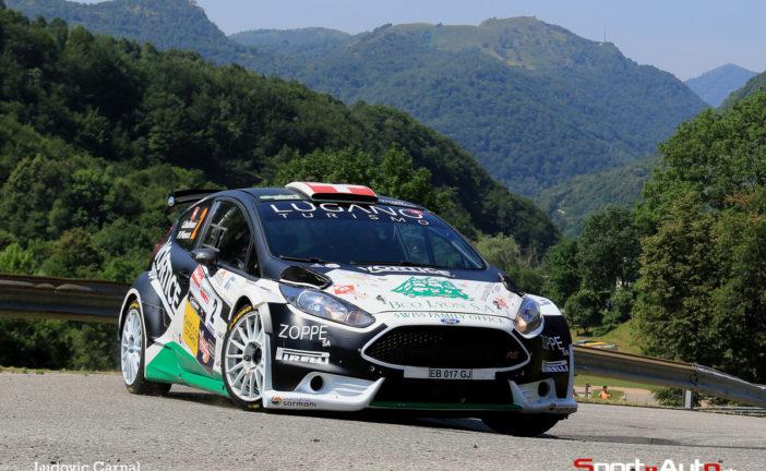 Rally Ronde del Ticino : Ballinari chez lui !
