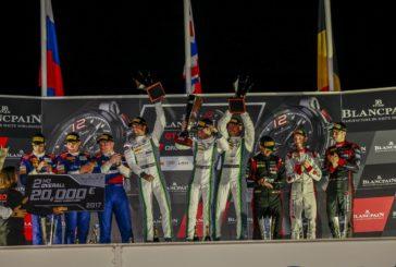 Blancpain GT Series – Nico Müller sur le podium des 1000km du Paul-Ricard