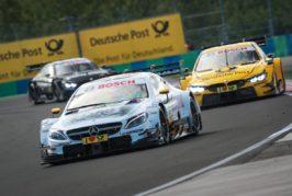 DTM – A surprise win for Paul Di Resta