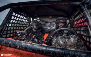 Hellas Rally Raid 2017 - Jerome Pellichet Eugenie Decre on board Yamaha YXZ1000R