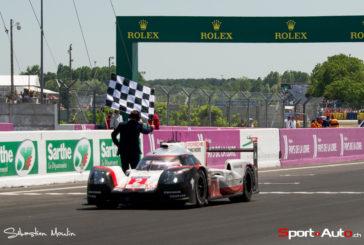 19. Gesamtsieg nach dramatischer Schlussphase in Le Mans