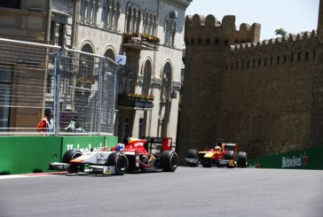 FIA Formule 2 – Ralph Boschung: «Un week-end très positif à Baku»