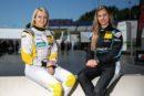 Jasmin Preisig und Gosia Rdest – Schnelle Damen in der ADAC TCR Germany