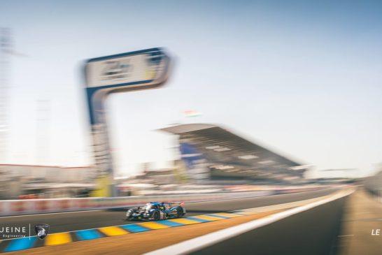 Road to Le Mans – De belles performances de Lucas Legeret