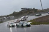 Audi one-two in the rain at Zandvoort