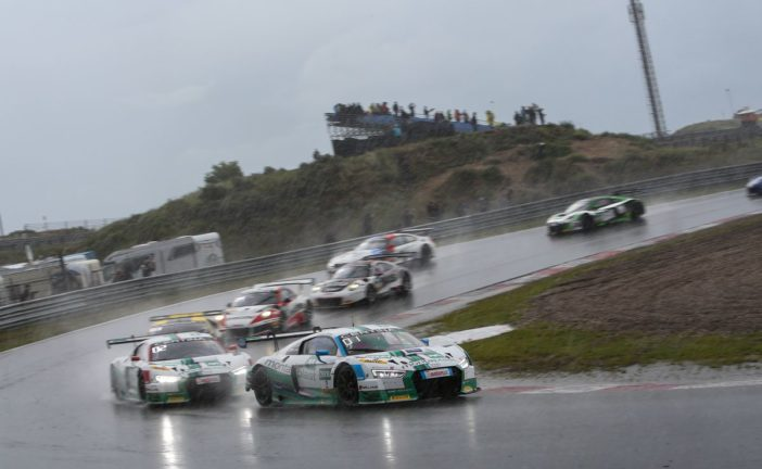 ADAC GT Masters – Deux Suisses sur le podium sous la pluie néerlandaise
