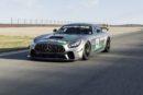 Premiere in Spa-Francorchamps: Mercedes-AMG GT4 – eine neue Klasse der Performance