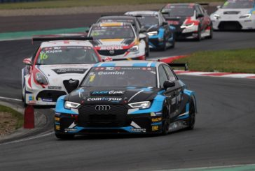 TCR International Series – Stefano Comini se replace au championnat