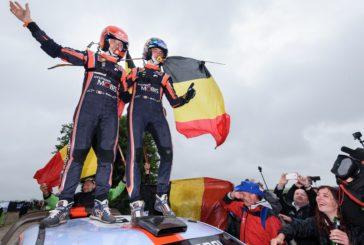 WRC – Hyundai Motorsport s'offre le doublé en Pologne