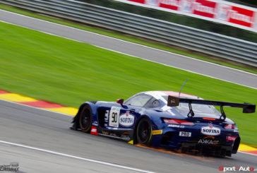 24h de Spa – La Mercedes d'Edoardo Mortara en tête à l'issue des qualifications