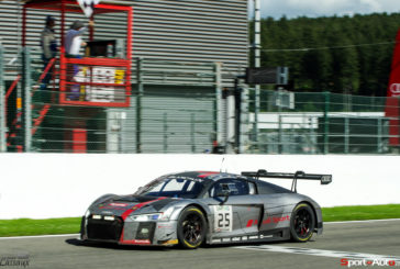 24h Spa – Victoire Audi, Edoardo Mortara sur le podium, Kessel Racing domine la AM Cup