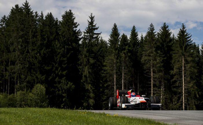 Formule 2 – Ralph Boschung: «C'était l'un de mes meilleurs week-end en F2…»