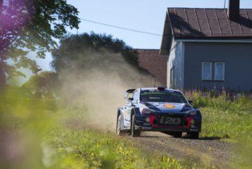 Thierry Neuville übernimmt WM-Führung nach Rallye Finnland