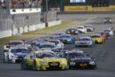 Halbzeit in der DTM: Audi dreimal auf Platz eins