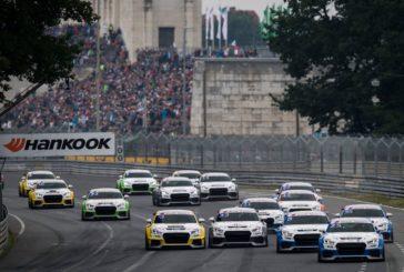 Audi Sport TT Cup – Doublé de Mikel Azcona au Norisring, Philipp Ellis conserve la tête du championnat
