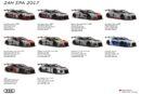 Audi hat hohe Ziele für die 24 Stunden von Spa