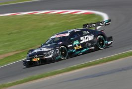 DTM – Robert Wickens, Lucas Auer, Gary Paffett and Maro Engel secure valuable points