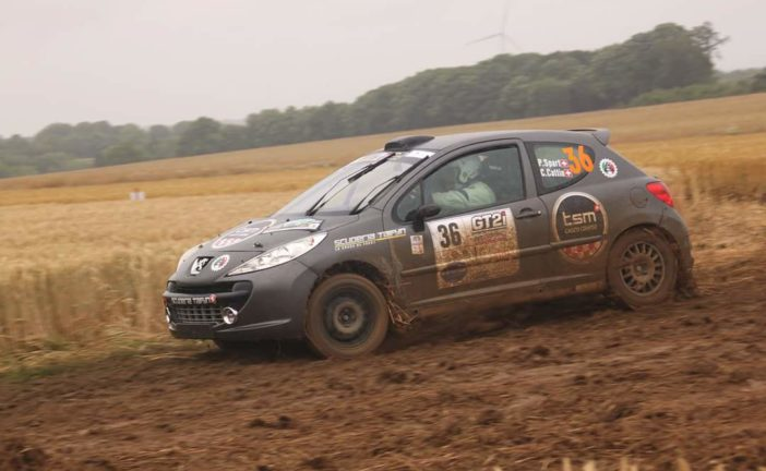 Rallye Terre de Langres : de la survie !