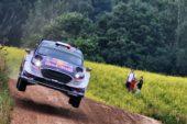 WRC – Tänak misses victory as Ogier takes third