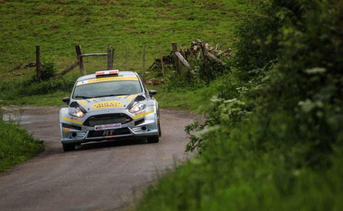 Rallye du 14 juillet : les Suisses à l'honneur