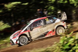 FIA WORLD RALLY CHAMPIONSHIPFINLAND