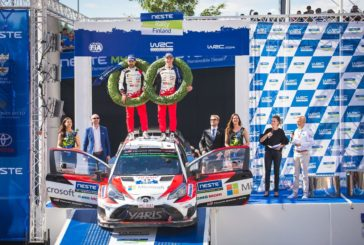 Esapekka Lappi remporte sa première épreuve en WRC