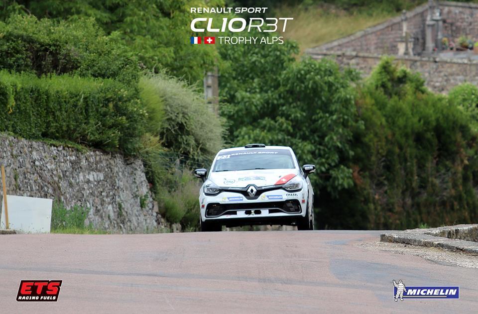 Vuistiner Clio R3T Bourgogne 2017