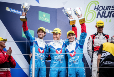 Vaillante Rebellion termine 2ème et 4ème des 6 Heures de Nürburgring