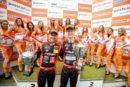 Patric Niederhauser in Topform: Bestes Ergebnis im ADAC GT Masters auf dem Nürburgring