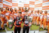 Patric Niederhauser in superb form at the Nürburgring: Best ADAC GT Masters result so far