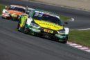 DTM Zandvoort: Audi verpasst Podium knapp