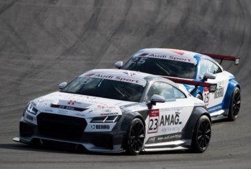 Audi Sport TT Cup – Philip Ellis et Mikel Azcona se partagent les gros points