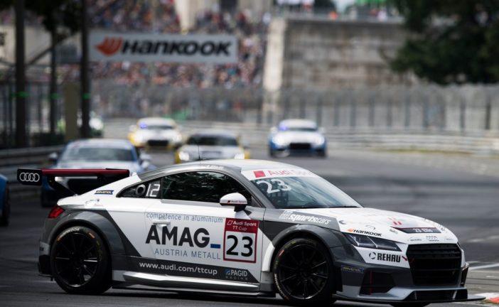 Halbzeit im Audi Sport TT Cup in Zandvoort