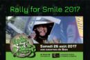 3e édition de Rally for Smile : venez nombreux aux Casernes de Sion le samedi 26 août 2017