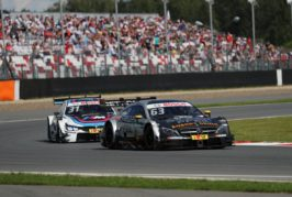 DTM – Motivation high for second half of the season