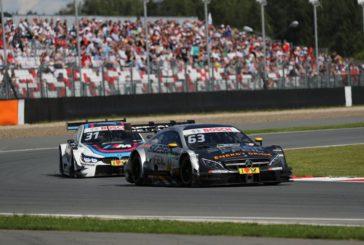 DTM – Voll motiviert in die zweite Saisonhälfte