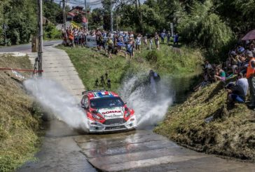 Bouffier wins, Kajetanowicz takes ERC title lead at home