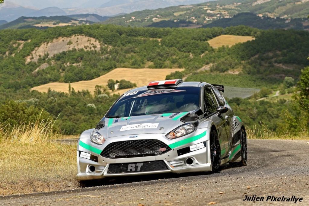 Olivier Burri Anderson Levratti - Rallye Gap Racing 2017