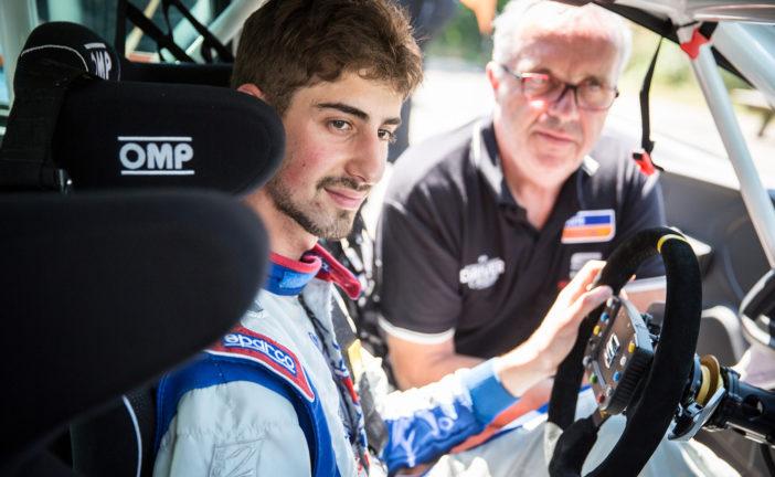 Orhan Vouilloz, finaliste du Young Driver Challenge: «Je vais tout donner pour ne pas avoir de regrets !»
