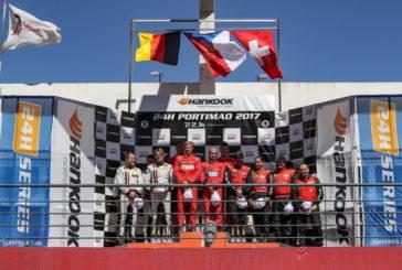 24h Series – La Ferrari Scuderia Praha remporte les 24h Portimao, Hofor Racing sur le podium