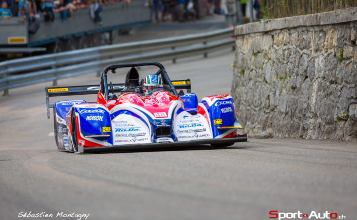Course de Côte des Rangiers – Record pour Christian Merli et victoire pour Simone Faggioli