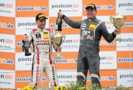 ADAC GT Masters – Repeat offender: Remo Lips is Trophy champion again
