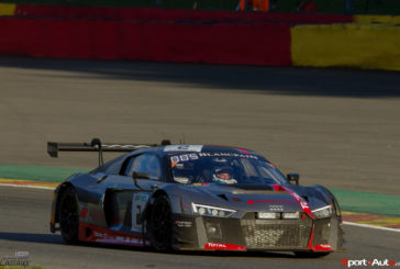 Le film du Belgian Audi Club Team WRT aux Total 24 Hours of Spa