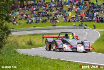 Course de côte du Gurnigel – Sacre pour Marcel Steiner