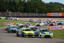 Saisonfinale der ADAC TCR Germany auf dem Hockenheimring: Matchball für Files und Halders letzte Chance