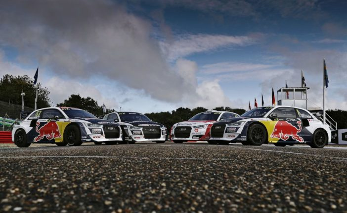 World RX: Audi and EKS want to rock Riga