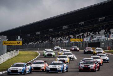 Audi Sport TT Cup – Philip Ellis perd la tête du championnat