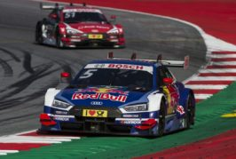 Perfect DTM Saturday for Audi at Spielberg