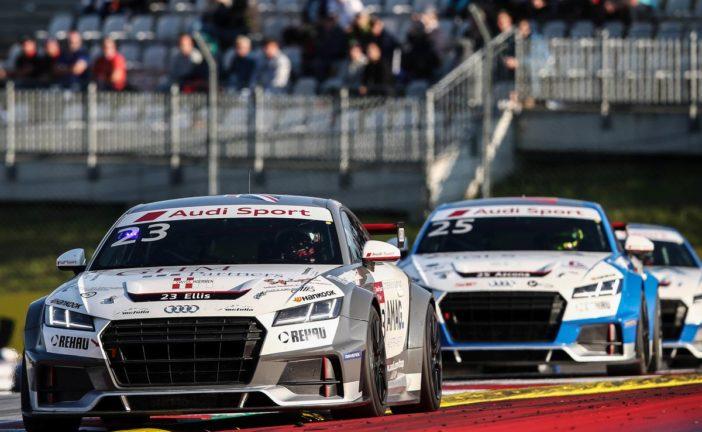 Audi Sport TT Cup – Philip Ellis reprend les reines du championnat