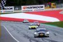 Audi-Dreifacherfolg im DTM-Krimi von Spielberg